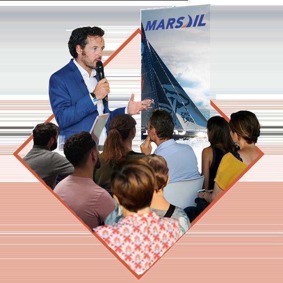 Marsail > Services > Conférences