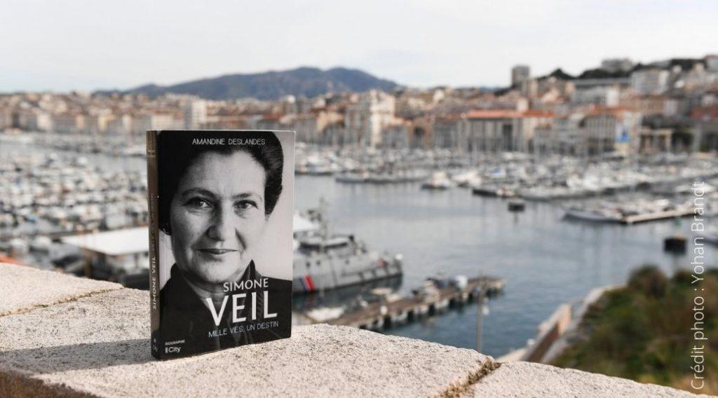 La biographie de Simone Veil, par Amandine Deslandes